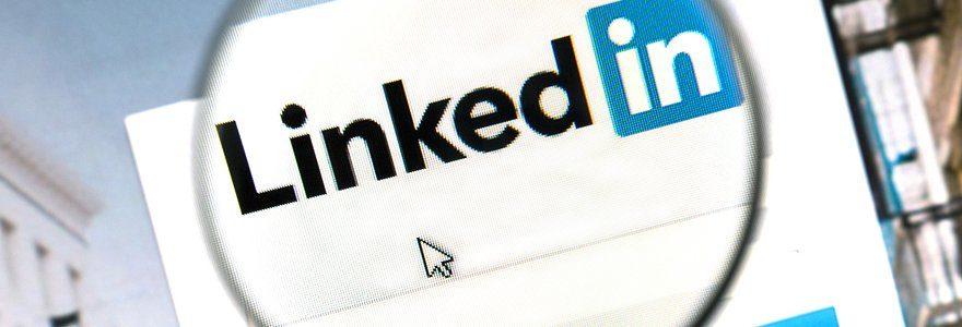 visibilité sur LinkedIn
